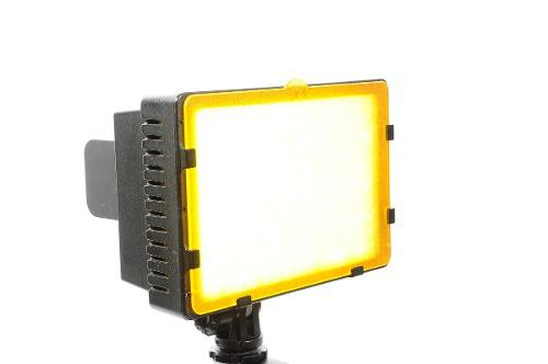 Lampara luz led para video y fotografia (usada operativa)