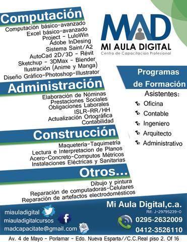 Nuevos ! cursos & talleres