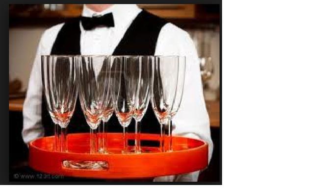 Ofrecemos servicio de mesoneros, cocineros y barman en