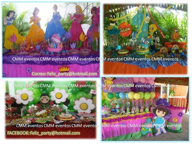 Piñatas fiestas infantiles