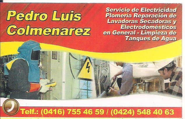 Reparacion de lavadoras, secadoras a domicilio, electricidad