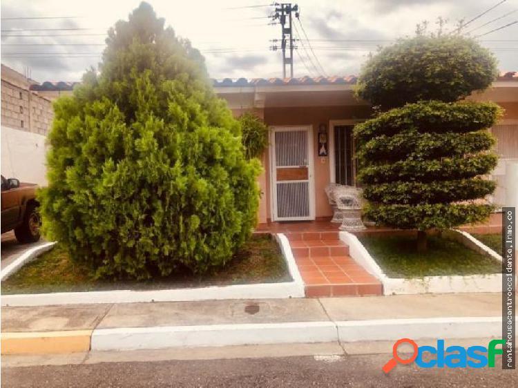 Casa en venta en vista verde cabudare