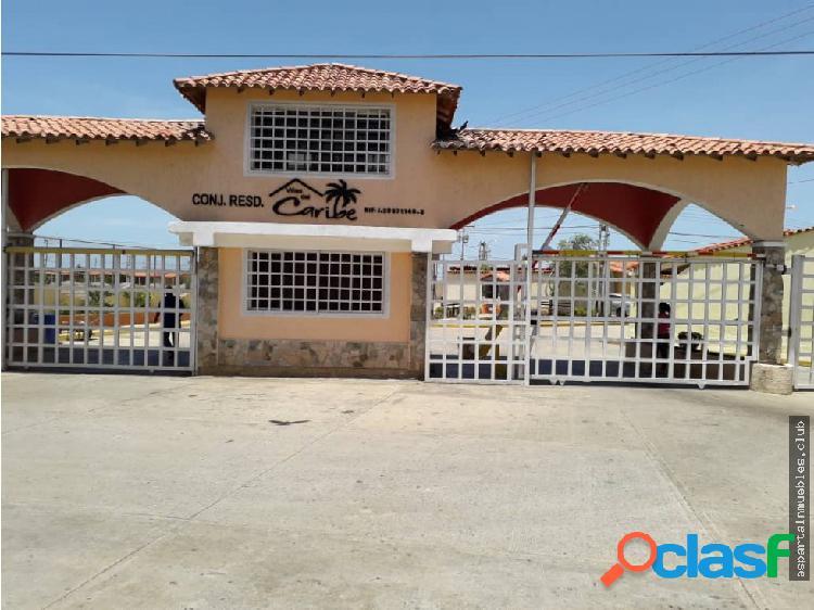 Conjunto residencias caribe, casa venta margarita