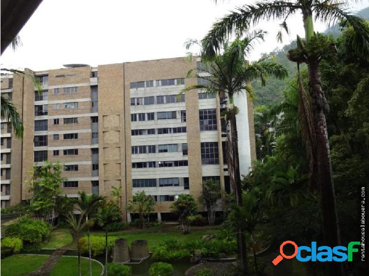 Apartamento en venta los chorros fs2 mls17-14726