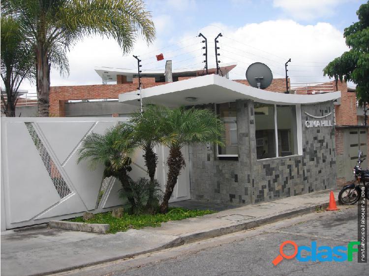 Townhouse en venta alto hatillo fs1 mls16-12206