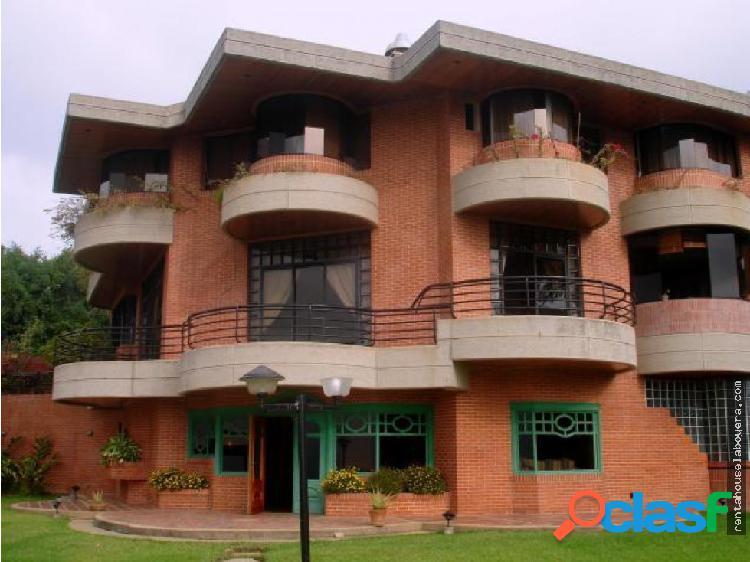 Casa en venta alto hatillo kc1 mls17-8061