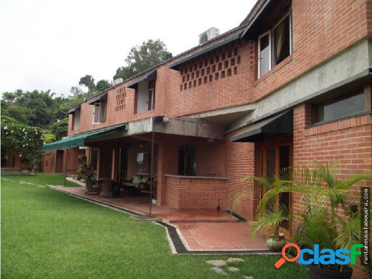 Casa en venta alto hatillo mb1 mls19-564