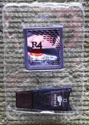 R4 isdhc para 3ds ds xl dsi ds lite sin memoria nuevo