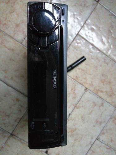 Reproductor cd usb kenwood kdc 448u