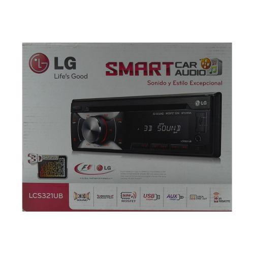 Reproductor lg cd, mp3, usb, aux