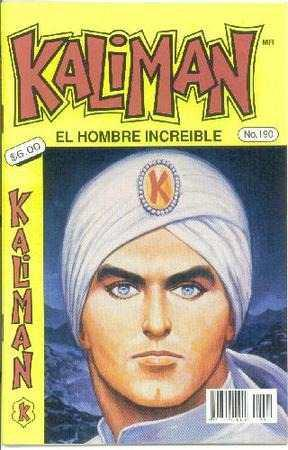Kaliman coleccion digital completa.