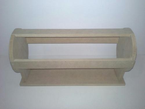 Porta cintillos en madera mdf crudo