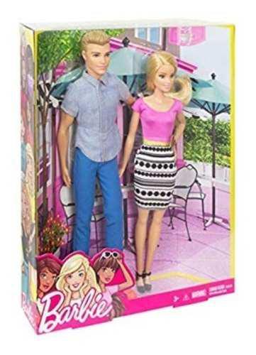 Barbie y ken original