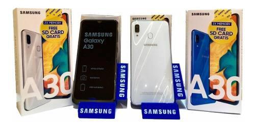 Samsung galaxy a30 -205- tienda física