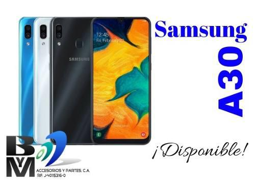 Samsung galaxy a30 ¡somos tienda física!
