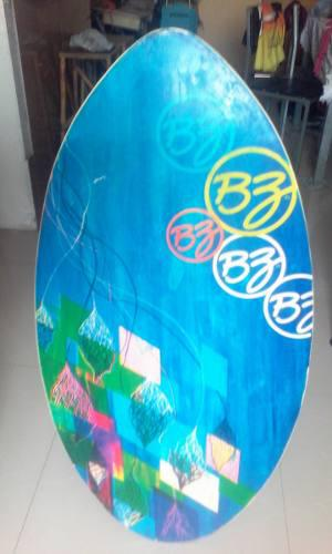 Tabla de surf skimboard de orilla