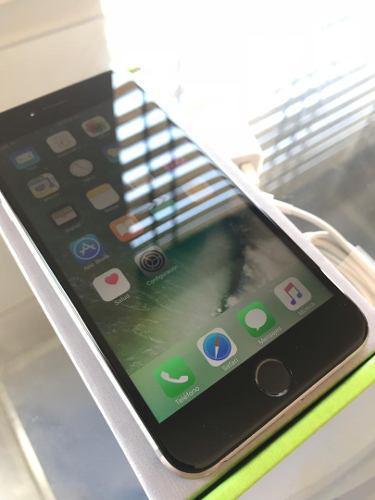 Iphone 6 plus 16gb space grey impecable y garantía