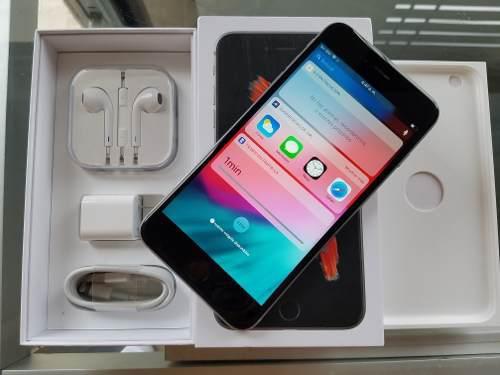 Iphone 6s plus 64gb/ space grey con garantia