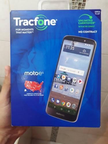 Motorola e5 nuevos 4g/lte