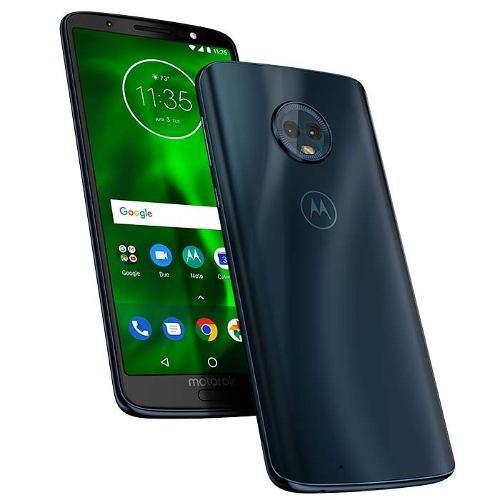 Motorola moto g6 plus dual sim 4gb octa core lector huella