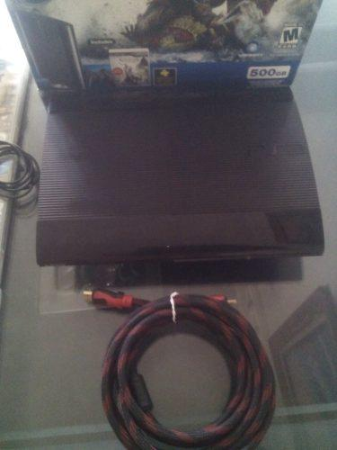 Play station 3 ps3 500gb sony