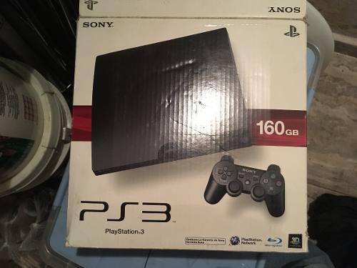 Playstation 3 1 control 1 juego en perfecto estado