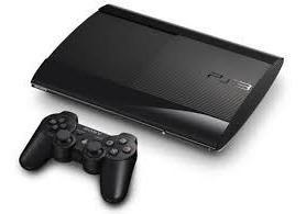 Playstation 3 super slim 250gb 1 control 7 juegoss garantia