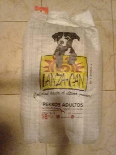Alimento para animales lanza can,cat,ponedora,fish,perrarina