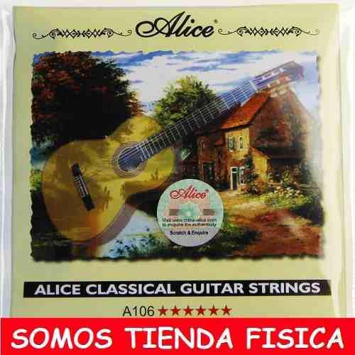 Cuerdas de nailon guitarra acustica o clasica juego oferta