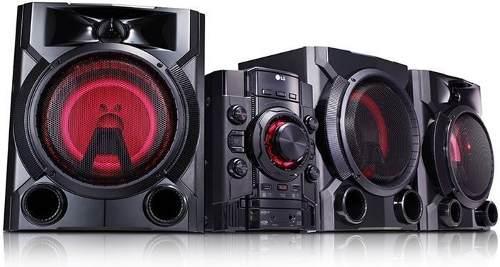 Equipo de sonido mini componente lg cm 5760 nuevo