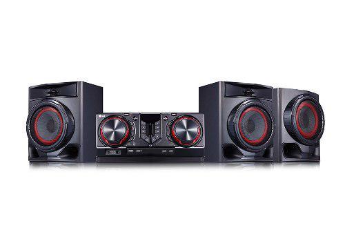 Equipo sonido lg cj45 con bluetooth usb 8100w