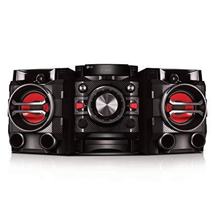 Equipo sonido lg cm4360 2600watts bluetooth usb