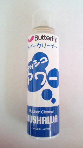 Espuma limpiadora para raquetas de tenis de mesa butterfly