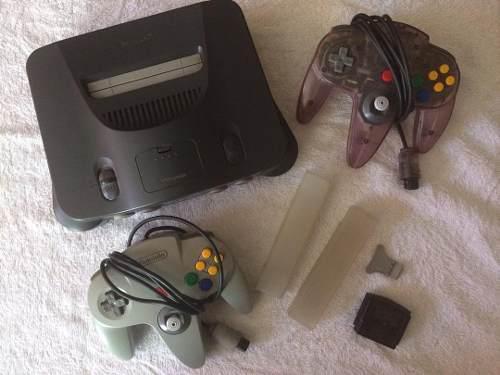 Nintendo 64 full equipo