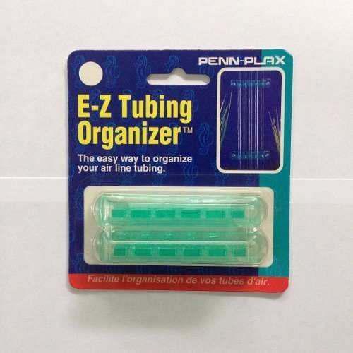Penn plax organizador x 2 de manguera aire para peceras