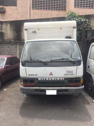 Repuestos camión mitsubishi canter 649 d