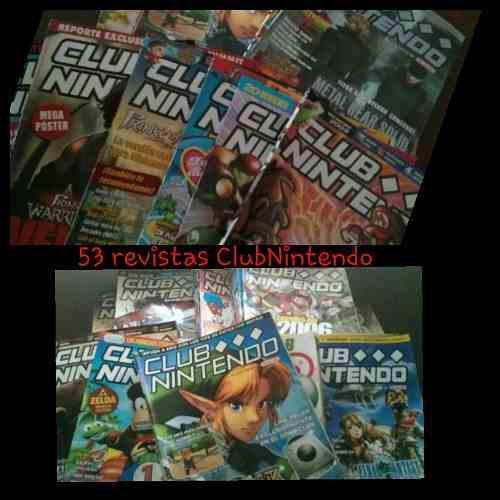Revistas de nintendo