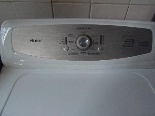 Secadora haier eléctrica gde450aw