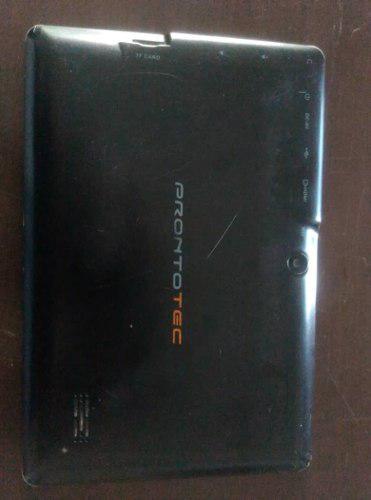 Tablet pronto tec para reparar o repuesto
