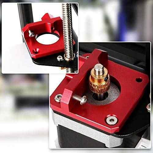 Computacion extrusor aleacion aluminio para impresora amz