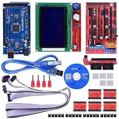 Computacion kit kuman controlador para impresora 3d amz