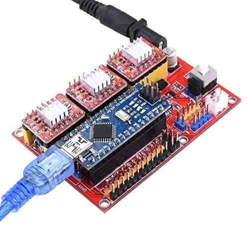 Computacion kuman para arduino impresora 3d placa amz
