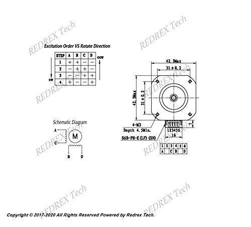 Computacion mcdectech metal mk extrusor para impresora amz