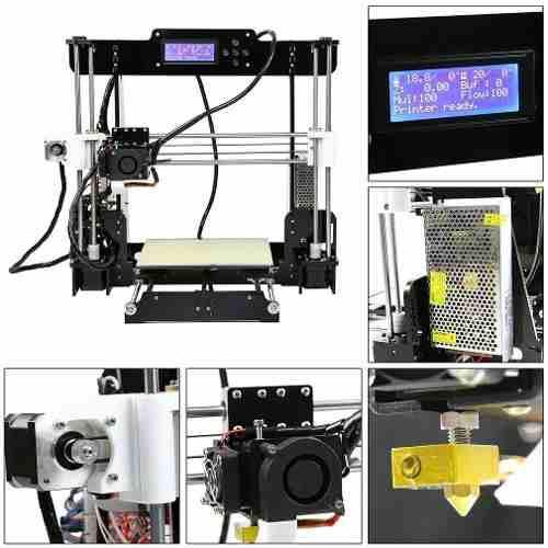 Impresora 3d anet a8 2019 emprendedores principiantes 3denis