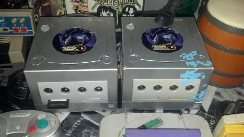 Vendo o cambio 2 gamecube edición especial pokemon xd