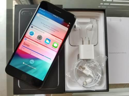 Iphone 7 plus 128gb jet black liberados