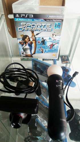 Combo playstation move ps3 en tienda videoshop (30)