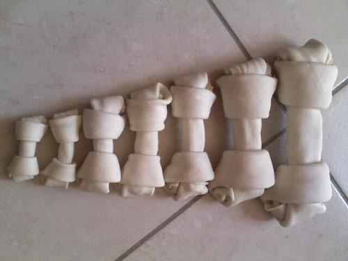 Huesos de carnaza juguetes comestibles para perros