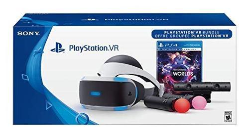 Lentes d realidad virtual ps4 vr bundle playstation 4 nuevo