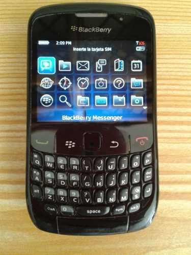 Blackberry curve 8520 para repuesto o reparar